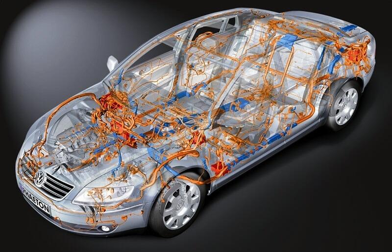 Ремонт електрообладнання автомобіля на вул. Кульпарківська 93А