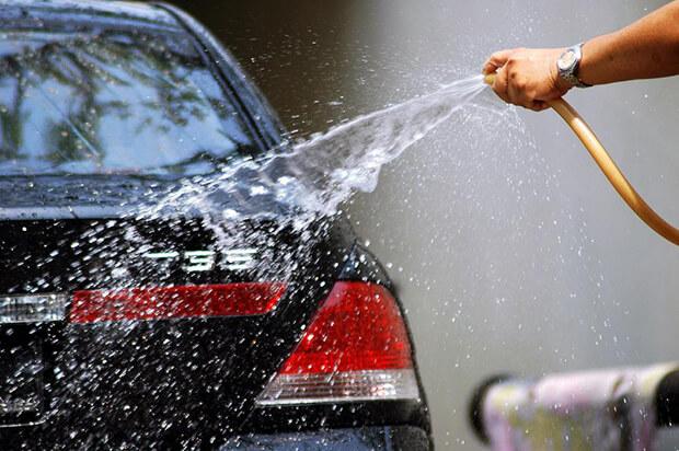 Де можна помити автомобіль