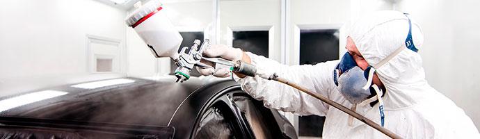 Фарбування автомобіля в Радан Авто Захід