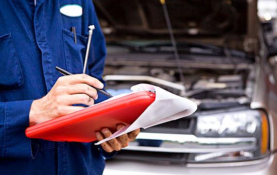 Перевірка автомобіля перед купівлею
