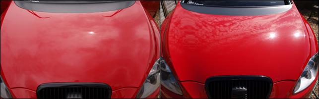 Захисне полірування автомобіля